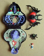 Arachnoid-interieur