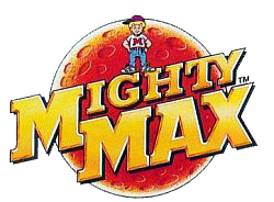 Mighty Max (former logo)