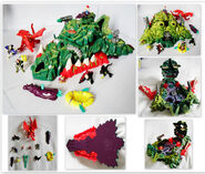 Dragon Island-complet