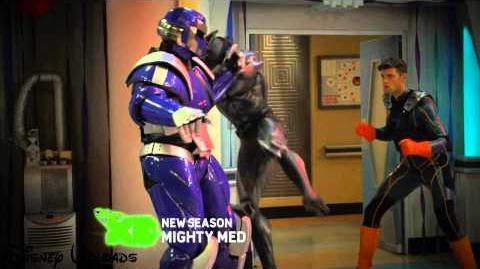 """Mighty Med """"How the Mighty Med Have Fallen"""" Trailer 2"""
