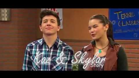 Kaz & Skylar Story