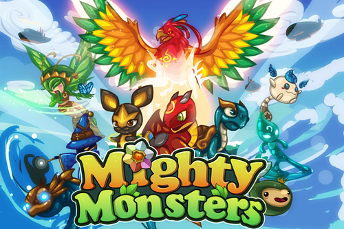 Mighty Monsters Wiki