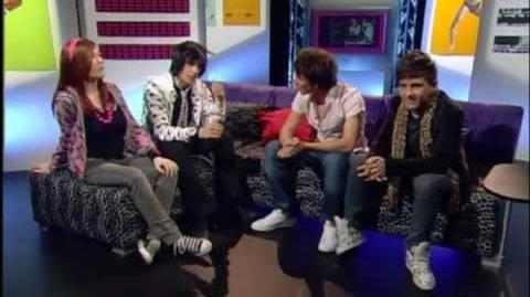 Emo Rangers - Awkward Interview on TV!