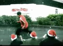 Santa Hoodies