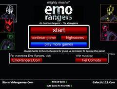 EmoRangersGameTitleScreen