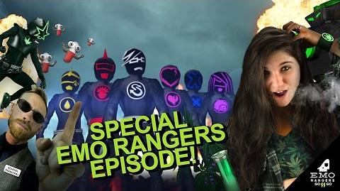 Emo Rangers - 2015 Special Anniversary Episode!