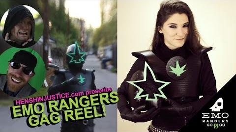 Emo Rangers 2015 Gag Reel - with Henshin Justice Unlimited