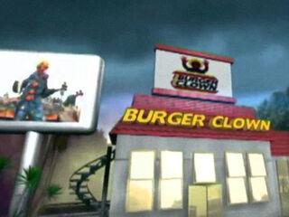 BurgerClownRestaurant
