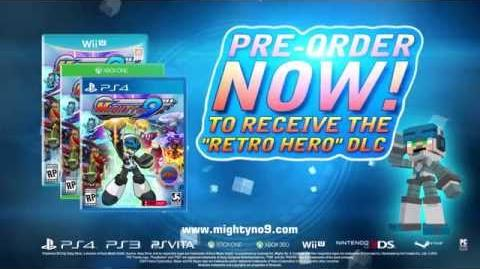 Mighty No. 9 Trailer Beat them at Their Own Game - 60 FPS US