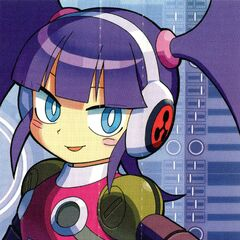 From the Mighty No. 9 Original Soundtrack booklet.
