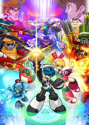 Mighty No. 9 cover aaarrrt