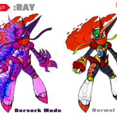 Different modes of Ray