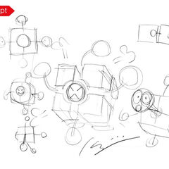 Concept art of the