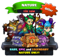 Nature summon
