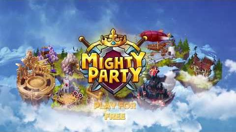 Mighty Party - NEW Trailer!