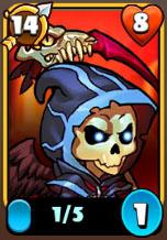 Grand Ma, Reaper