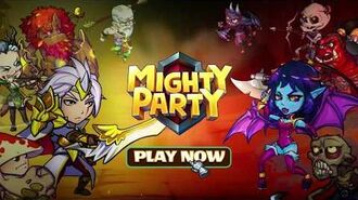 Mighty Party - Trailer!