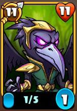 Tengu, Raven Crest
