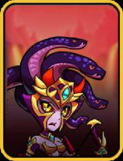 Lady Medusa
