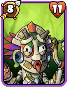 Cursed Shaman