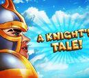 """Oktober 5 - """"A Knight's Tale"""""""