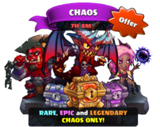 Chaos packs