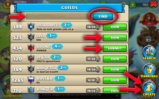 Guild join-create