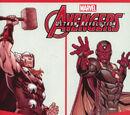 Marvel Universe: Avengers - Ultron Revolution Vol 1