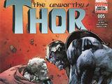 Unworthy Thor Vol 1 5