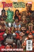 Thor and Hercules Encyclopaedia Mythologica Vol 1 1