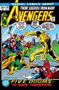 Avengers Vol 1 101