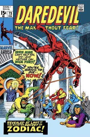 Daredevil Vol 1 73