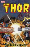Thor The Eternals Saga TPB Vol 1 1
