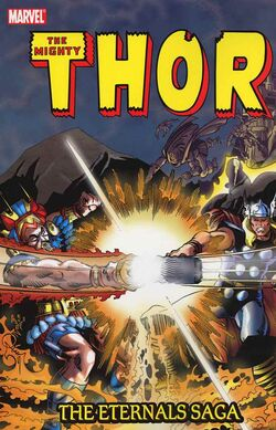 Thor The Eternals Saga TPB Vol 1 1