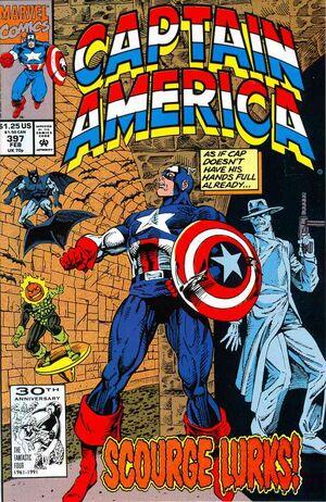 Captain America Vol 1 397