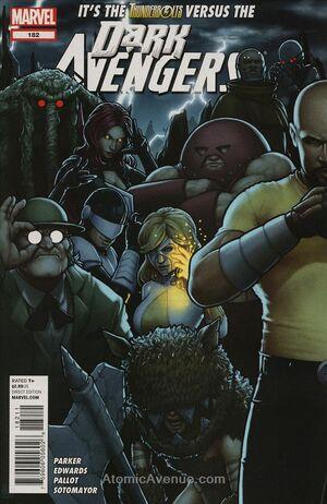 Dark Avengers Vol 1 182