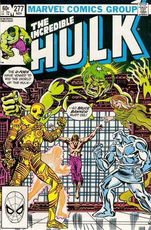 Incredible Hulk Vol 1 277