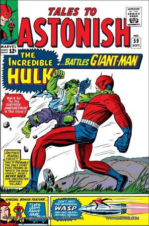 Tales to Astonish Vol 1 59