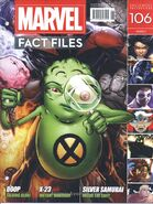 Marvel Fact Files Vol 1 106