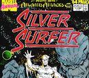 Silver Surfer Annual Vol 1