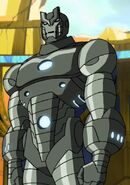 Iron Man's Uru Armor (Earth-8096)
