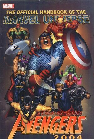 Official Handbook of the Marvel Universe Vol 4 3