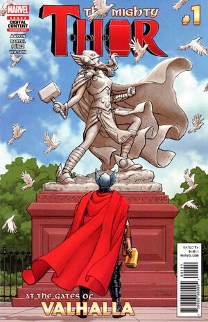 Mighty Thor At the Gates of Valhalla Vol 1 1