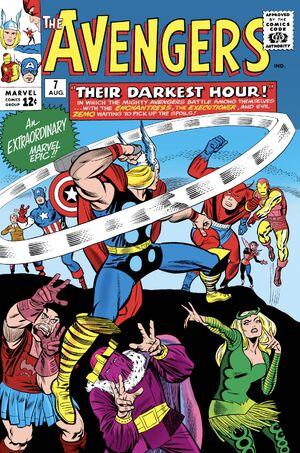 Avengers Vol 1 7