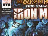 Tony Stark: Iron Man Vol 1 13