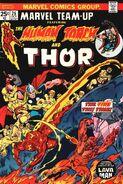 Marvel Team-Up Vol 1 26