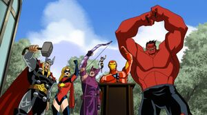 Avengers Earth's Mightiest Heroes (Animated Series) Season 2 22