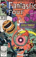 Fantastic Four Vol 1 338