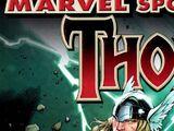 Marvel Spotlight: Thor Vol 1 1