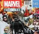 Marvel Fact Files Vol 1 145